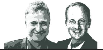 Marco Bode & Thomas Stammwitz